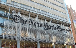 The NYT HQ: image source: http://www.editorsweblog.org/web_20/2011/07/new_york_timess_second-quarter_results_s.php