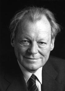 Willy Brandt  source: Wiki Media