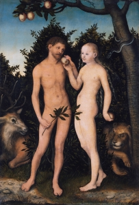 Image source: Lucas Cranach the Elder [Public domain], via Wikimedia Commons